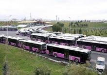 Özel halk otobüslerine yüzde 100 zam yapıldı
