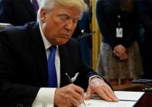 Trump o karara imza attı! Artık tamamen yasak