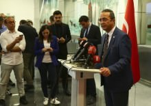 CHP Parti Meclisi'nde Abdullah Gül tartışması