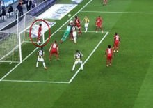 Kadıköy'de tartışılan gol iptali!