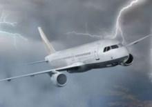 İstanbul-Erzurum uçağına yıldırım çarptı