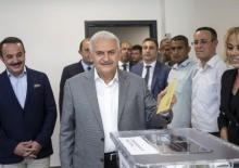 Başbakan Yıldırım espriyi patlattı