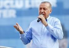 Erdoğan: Sadece Putin ve ben varım
