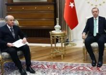 Başkan Erdoğan ile Bahçeli bir araya gelecek