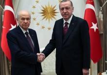 Erdoğan ve Bahçeli görüşmesnin tarihi açıklandı