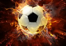 Ümraniyespor - F.Bahçe maçında ilk yarı! CANLI