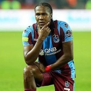 Rodallega'dan Trabzonspor'a duygusal veda