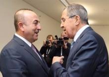 Dışişleri Bakanı Çavuşoğlu, Lavrov ile görüştü!