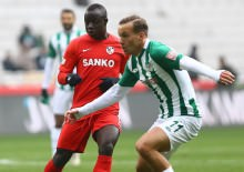 Bajic ıslıklandı! Konyaspor galibiyete hasret kaldı