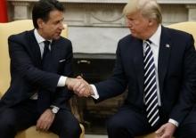 Trump ile İtalya Başbakanı Conte arasında kritik koronavirüs görüşmesi